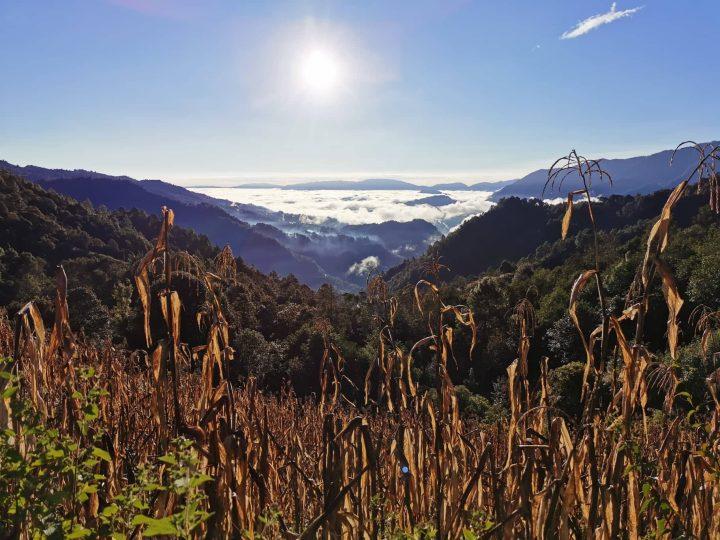 U planinama Cuchumatanes ili kako sam preživjela svoj prvi treking na 3000 metara (dio2.)